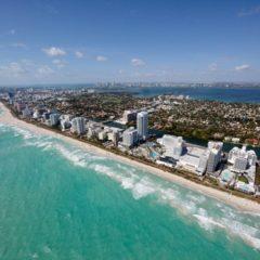 Vista aérea de Miami