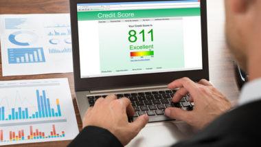 811 no crédito nos Estados Unidos