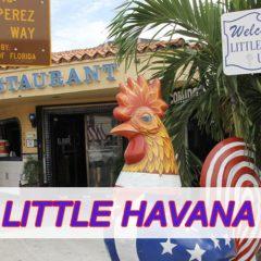 O que fazer em Miami - Passeio em Little Havana